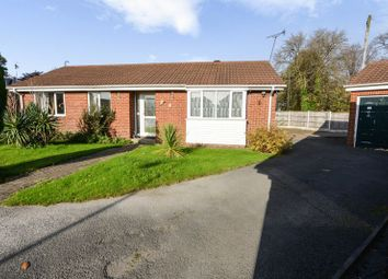 Thumbnail 3 bed detached house for sale in Pewit Close, Holmewood, Chesterfield
