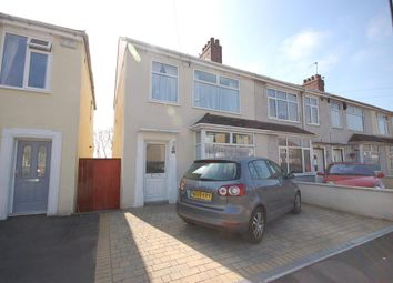 Thumbnail 4 bed end terrace house for sale in Newent Avenue, Bristol