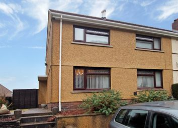 Thumbnail 3 bed semi-detached house for sale in Dan Y Bryn, Tonna, Neath