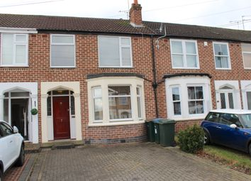 Thumbnail 3 bed terraced house to rent in Sherlock Road, Chapelfields, Coventry