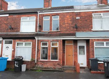 2 bed terraced house for sale in Dorset Street, Hull, North Humberside HU4