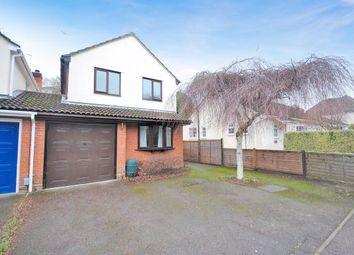 Thumbnail 4 bed property to rent in Elm Road, Bishops Stortford, Hertfordshire