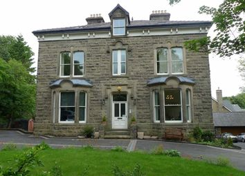 Thumbnail 2 bedroom flat to rent in Marlborough Road, Buxton, Derbyshire