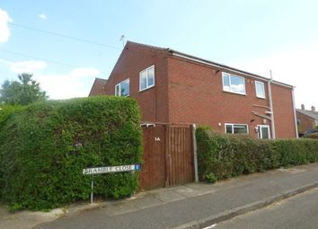 Thumbnail 2 bed property to rent in Bramble Close, Nottingham