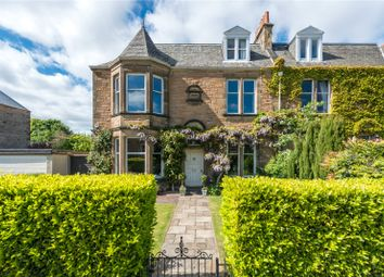 Thumbnail 6 bed semi-detached house for sale in 49 Cluny Gardens, Morningside, Edinburgh