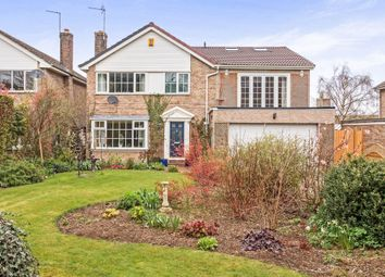 Thumbnail 4 bed detached house for sale in Valley Road, Darrington, Pontefract
