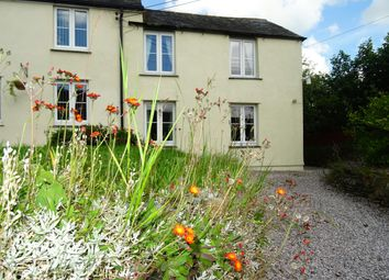 Thumbnail 1 bed semi-detached house to rent in St Ive, Liskeard, Cornwall