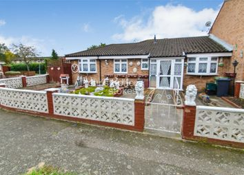 Thumbnail 2 bed semi-detached bungalow for sale in Elderbek Close, Cheshunt, Hertfordshire