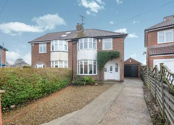 Thumbnail 3 bed semi-detached house for sale in Saville Grove, York