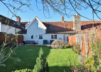 Thumbnail 2 bed cottage for sale in Norton, Bury St Edmunds, Suffolk