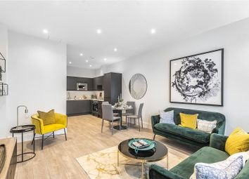 Thumbnail 1 bed flat for sale in Belmont Road, Uxbridge, Middlesex