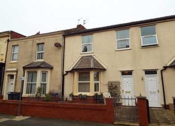 Thumbnail 3 bedroom terraced house for sale in Eaves Street, Blackpool, Lancashire