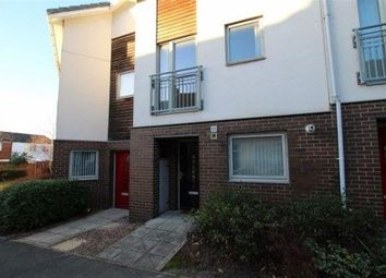 Thumbnail 3 bed town house to rent in Ashburnham Way, Liverpool