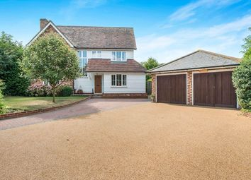 Thumbnail 4 bed detached house for sale in Little York Meadows, Lower Twydall Lane, Gillingham