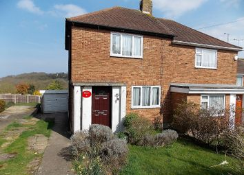 Thumbnail 2 bed semi-detached house for sale in Amethyst Avenue, Chatham
