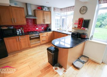 Thumbnail 3 bed semi-detached house for sale in Stonehurst Road, Leicester