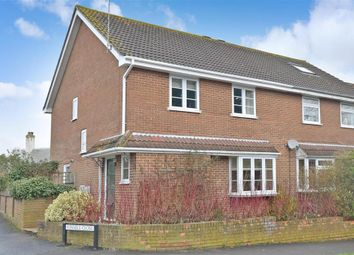 Thumbnail 3 bed semi-detached house for sale in Warblington Road, Emsworth, Hampshire