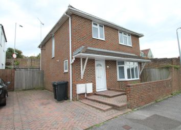Thumbnail 3 bed detached house for sale in Edinburgh Road, Bexhill-On-Sea
