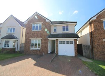 Thumbnail 4 bed detached house for sale in Marion Wilson View, Larbert