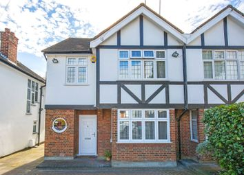 Thumbnail 4 bed semi-detached house for sale in Stone Hall Road, Winchmore Hill, London