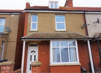 Thumbnail 4 bed end terrace house for sale in Preston Grove, Yeovil