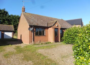 Thumbnail 3 bedroom detached bungalow for sale in Ashburton Road, Ickburgh, Thetford