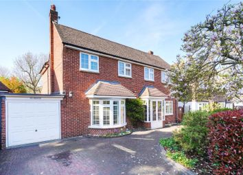 Thumbnail 5 bed detached house for sale in Evelyn Way, Stoke D'abernon, Cobham, Surrey