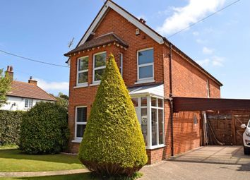 Thumbnail 4 bed detached house for sale in Steyne Road, Bembridge, Isle Of Wight
