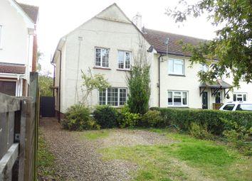 Thumbnail 3 bed end terrace house for sale in Newgatestreet Road, Goffs Oak, West Cheshunt