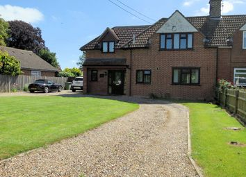 Thumbnail 4 bed property for sale in The Hill, Acle, Norwich