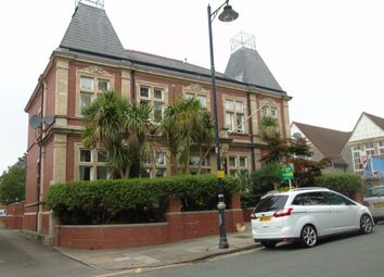 Thumbnail 2 bed flat for sale in Albert Road, Penarth