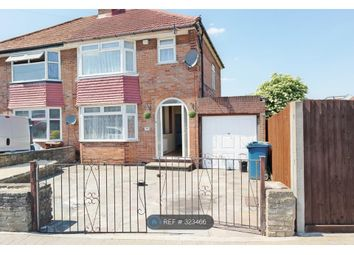 Thumbnail 3 bed semi-detached house to rent in Greencourt Avenue, Edgware