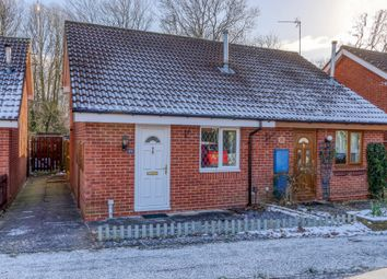 Thumbnail 1 bed semi-detached bungalow for sale in Banners Lane, Crabbs Cross, Redditch