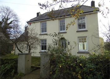 Thumbnail 3 bed detached house for sale in Dandderwen, Penygroes, Crymych, Pembrokeshire