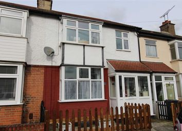 Thumbnail 3 bedroom terraced house for sale in Pretoria Crescent, North Chingford, London