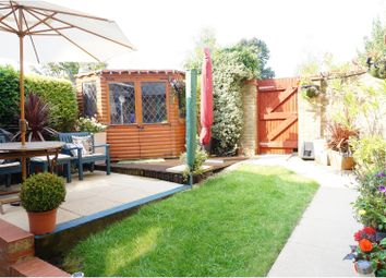 Thumbnail 4 bed end terrace house for sale in Marigold Way, Maidstone