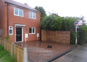 Thumbnail 3 bed detached house for sale in Prince Charles Avenue, Mackworth, Derby