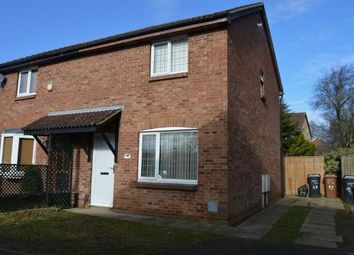 Thumbnail 3 bedroom semi-detached house to rent in Beaumont Drive, Cherry Lodge, Northampton