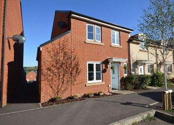 Thumbnail 3 bed end terrace house for sale in Collingwood Road, Yeovil