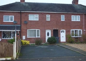 Thumbnail 2 bed town house for sale in Orton Road, Cross Heath, Newcastle-Under-Lyme