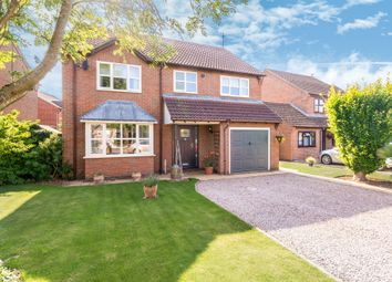 Thumbnail 4 bed detached house for sale in Primrose Way, Stamford