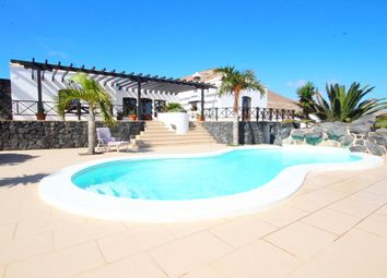 Thumbnail 3 bed villa for sale in La Asomada, Macher, Lanzarote, Canary Islands, Spain