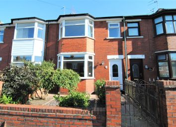 Thumbnail 3 bed terraced house for sale in Chatsworth Road, Leyland