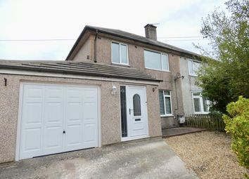 Thumbnail Semi-detached house for sale in Bow Fell Road, Whitehaven, Cumbria