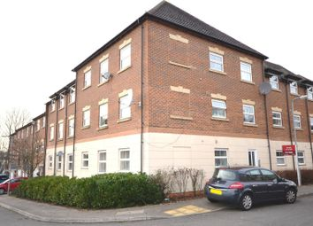 Thumbnail 1 bed flat for sale in Bellway Close, Kettering