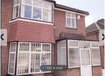 Thumbnail 4 bedroom semi-detached house to rent in Hendon Way, London