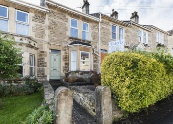 Thumbnail 2 bed terraced house for sale in Fairfield View, Bath