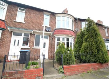 Thumbnail 3 bedroom terraced house for sale in Connaught Road, Middlesbrough
