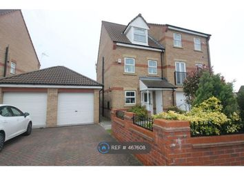 Thumbnail 3 bed semi-detached house to rent in Turnberry Mews, Doncaster