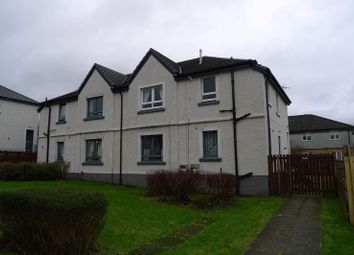 Thumbnail 2 bed flat for sale in Shells Road, Kirkintilloch, Glasgow